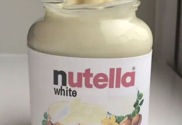 sars_angelchik reviewed OMG There's Actually a White Chocolate Nutella!