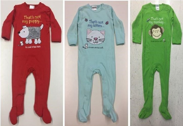 mom160421 reviewed Big W Recall Baby Onesie Over Safety Fears