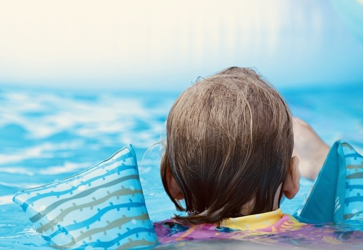 Child Water Safety Experts Warn Parents Not To Be Complacent Over Winter
