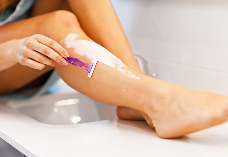 How Young is TOO Young to Allow Girls to Start Shaving Their Legs