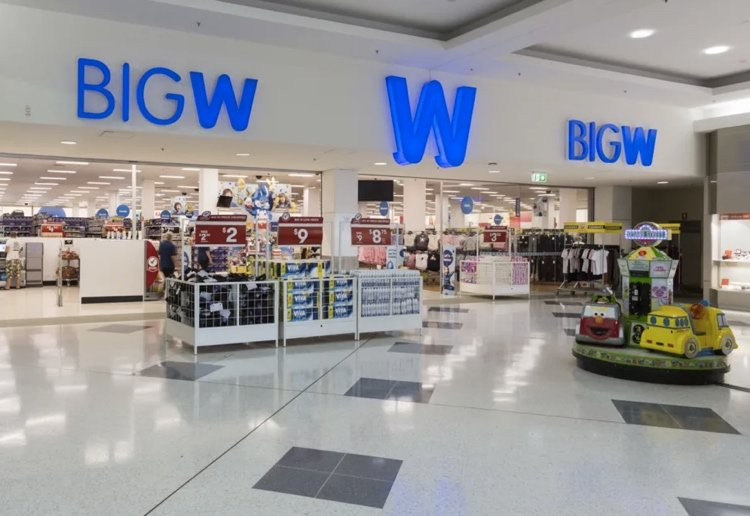 Big W stores set to close