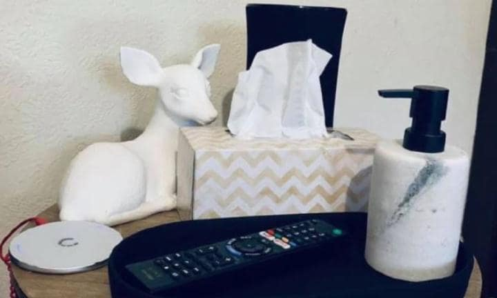 Mum Creates Relaxation Station For Son