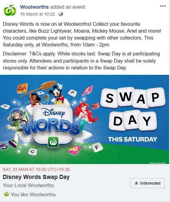 swap day