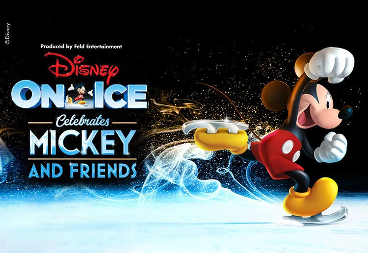 mom320894 reviewed Disney On Ice celebrates Mickey and Friends