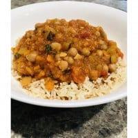 Chickpea Ragout