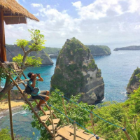 You Can Now Stay In This Incredible Balinese Treehouse!