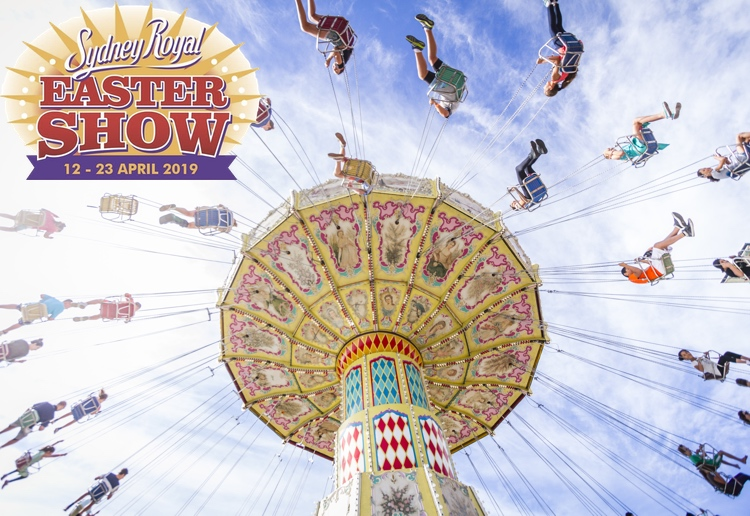 mom367374 reviewed The BIG Sydney Royal Easter Show Ticket Giveaway