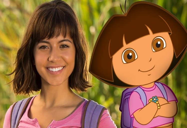 The Dora The Explorer Live Action Movie Is Here