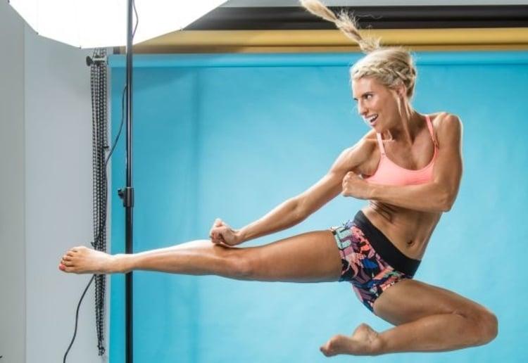 Tiffany Hall's Post Bub Weight Struggle
