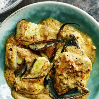 Anjum Anand's Fish Pappas (Fish Curry)