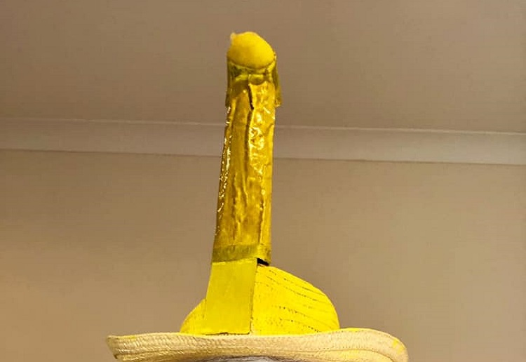 Mum's Easter Bonnet Creation Goes Hilariously Wrong!