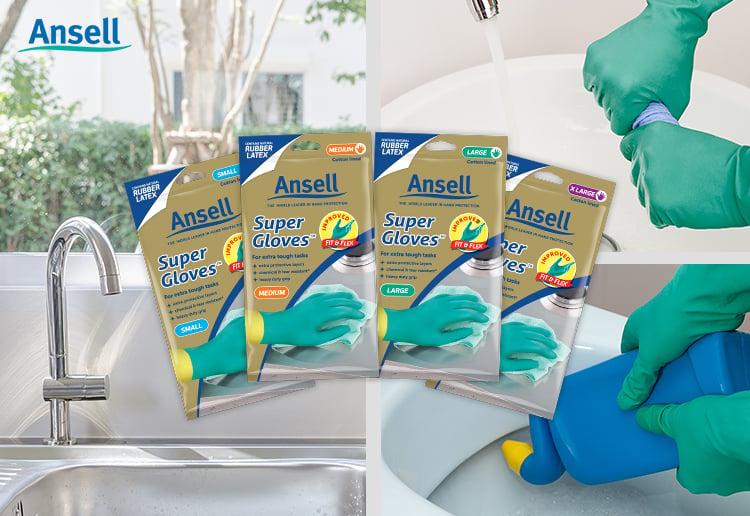 Ansell Super Gloves