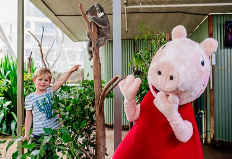 Find Out How to Become a Zoo Keeper for the Day With Peppa Pig