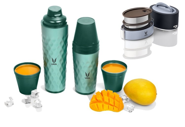 WIN 1 of 5 VAYA Luxe Tyffyn Mother's Day Prize Packs Worth $115