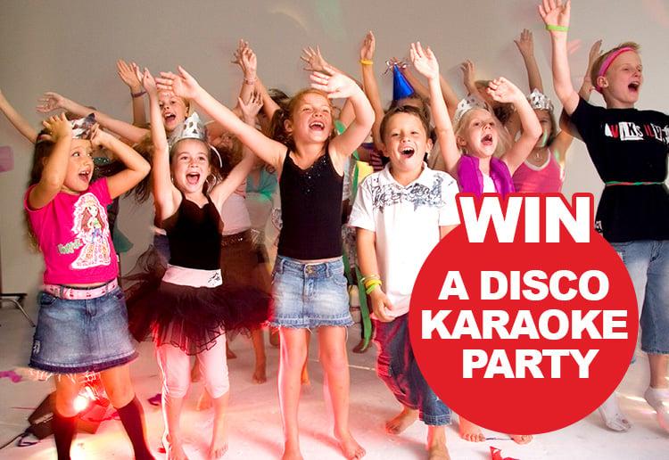 Win A Bop Till You Drop Disco & Karaoke Party