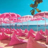 This Resort Is A Candyfloss Pink Paradise!
