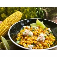 Spicy Charred Corn
