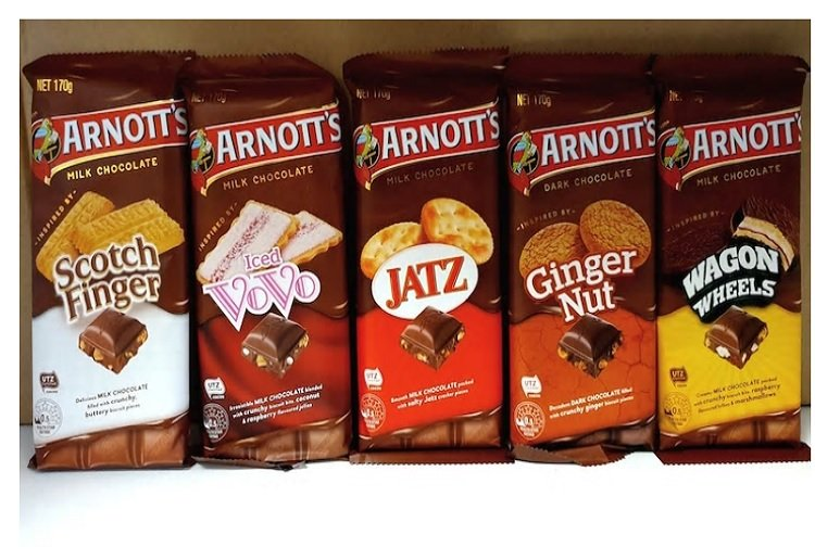 mom322089 reviewed OMG! Arnott's Release New Biscuit Inspired Chocolate!