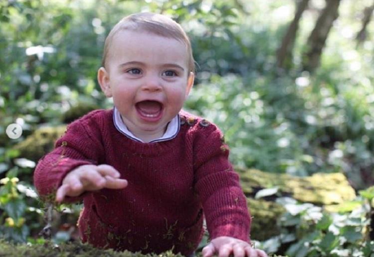 ella12 reviewed Prince Louis Turns One!