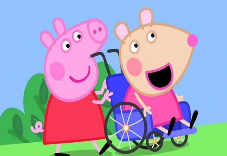 Blossom reviewed Peppa Pig's New Character Promotes Diversity