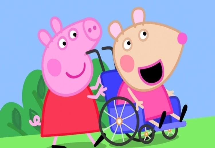 rnash02 reviewed Peppa Pig's New Character Promotes Diversity