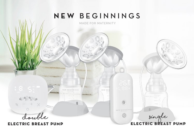 New Beginnings Electric Breast Pumps