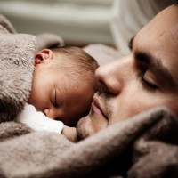 Should Dads Be Able To Stay On The Post-Natal Ward?