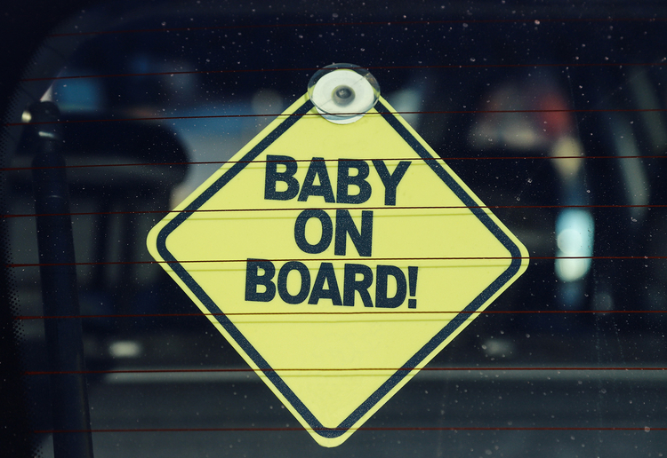 Do You Really Need A Baby On Board Sticker?