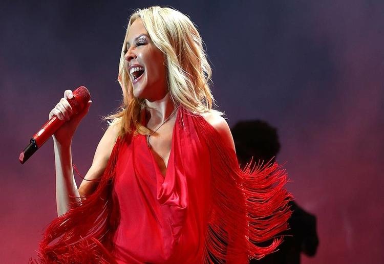 Kylie Minogue's Motherhood Battle
