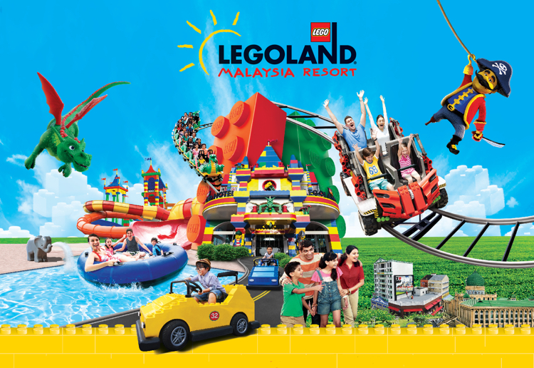 mom412465 reviewed Win A Family Holiday To LEGOLAND® Malaysia Hotel, Theme Park, SEA LIFE and Water Park