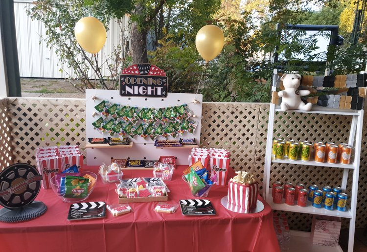 How To Plan A Movie Themed Party