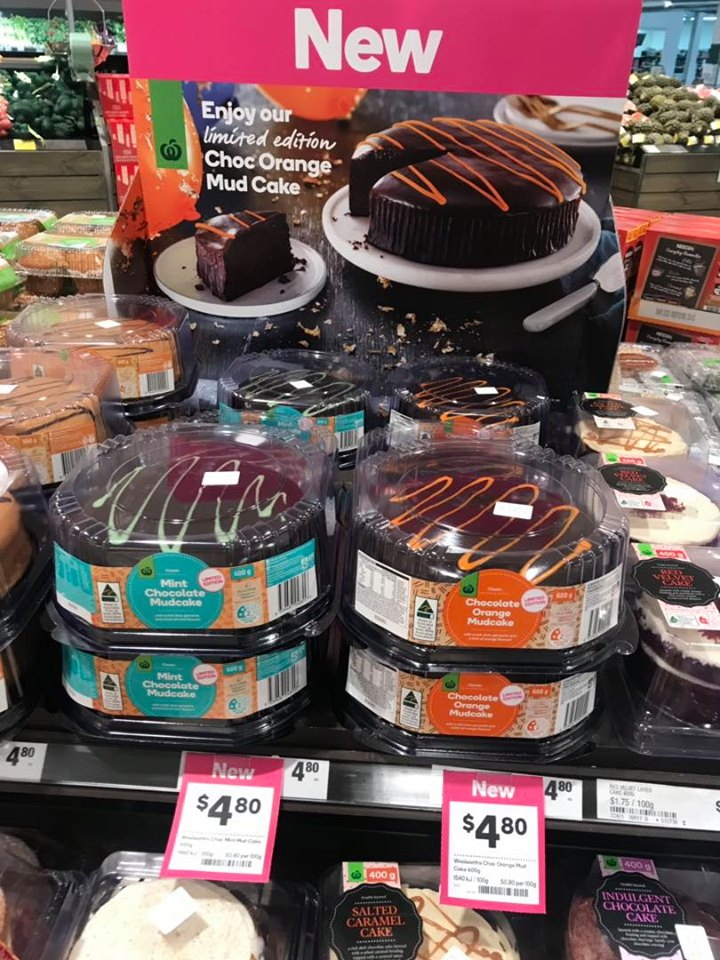 woolworths cake