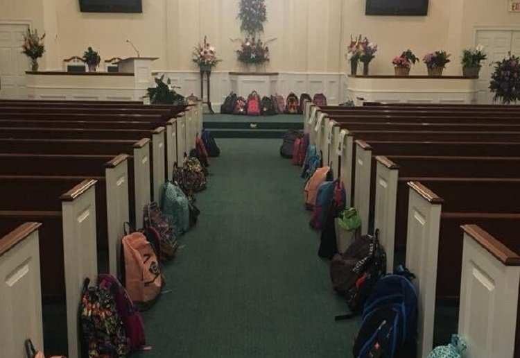 Teacher's Dying Wish For Backpacks Full of Supplies Instead of Flowers