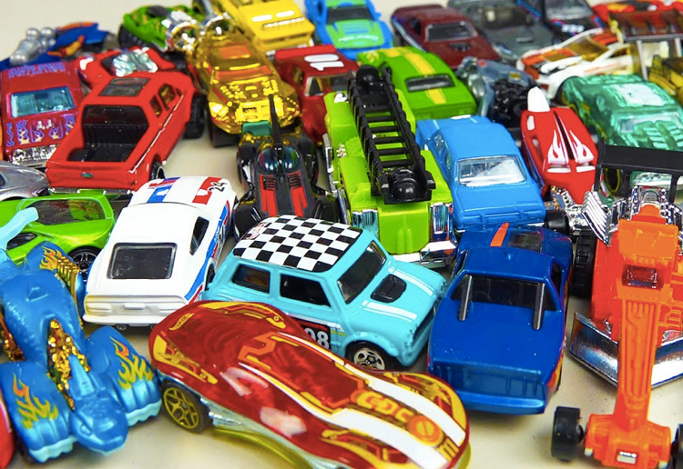 We LOVE This Mum's Genius Idea For Storing Toy Cars