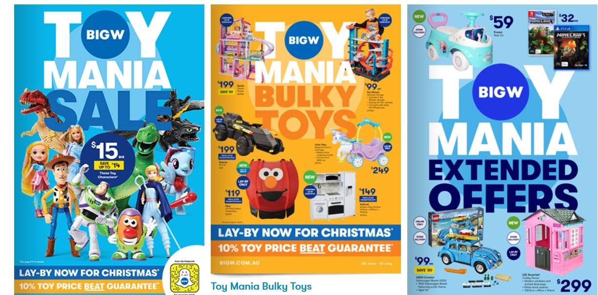 big w toys
