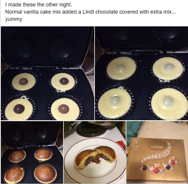 lindt cake