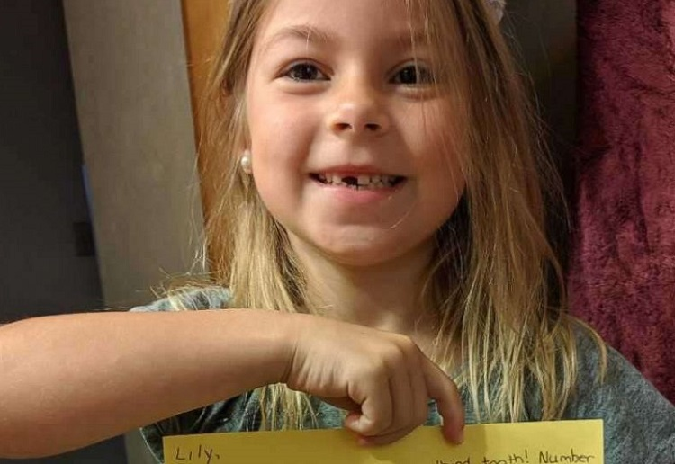 Teacher Writes Letter to Tooth Fairy Over Students Lost Tooth