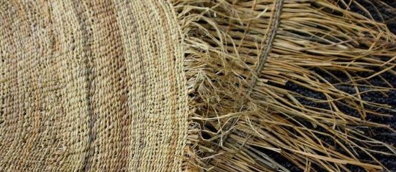 Aboriginal Weaving_The Australian Botanic Garden Mount Annan_575x250px