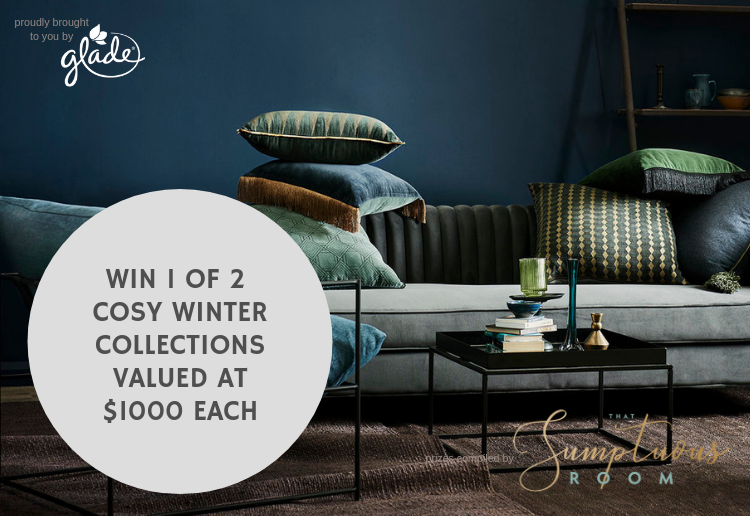 maree reviewed WIN 1 of 2 Cosy Winter Home Styling Collections, Valued At $1000 Each