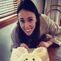 Jacinda Ardern Baked Classic Women's Weekly Cake For Her Baby's 1st Birthday