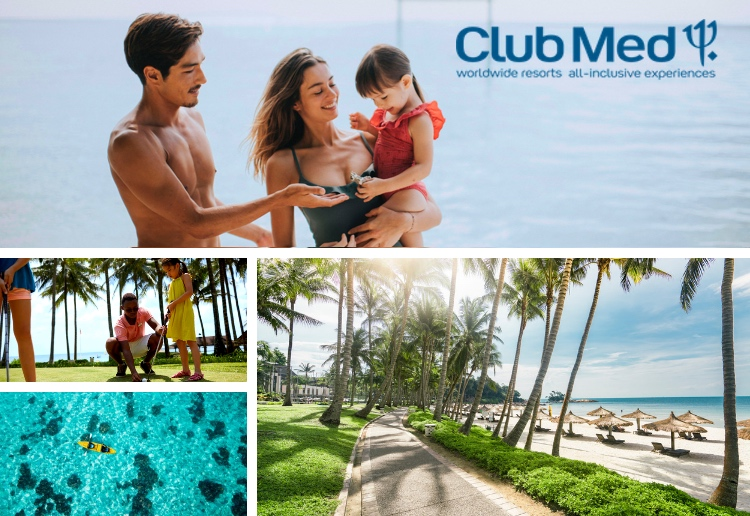 win 7 nights at club med