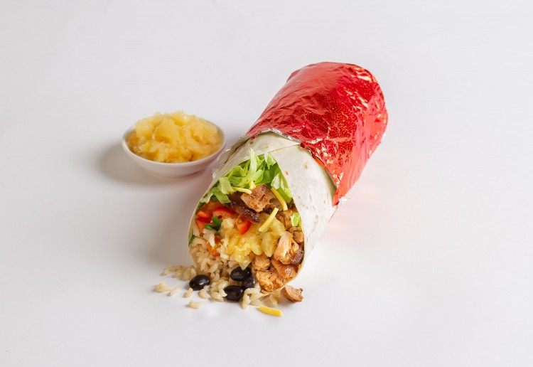 rnash02 reviewed Mad Mex Dishes Up A Controversial New Pineapple Burrito