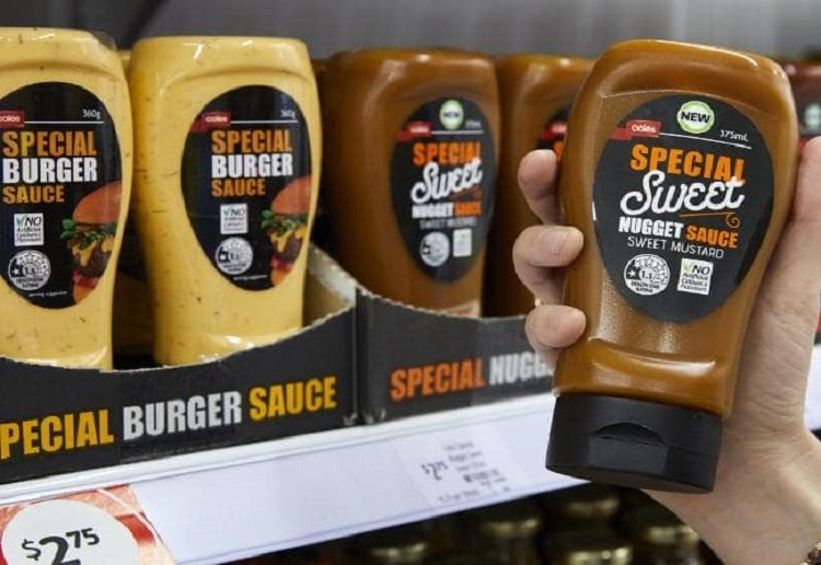Coles Launches New Sauce for Your Favourite Snack