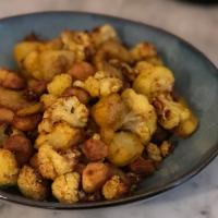 Crunchy Cauliflower Nibble Mix