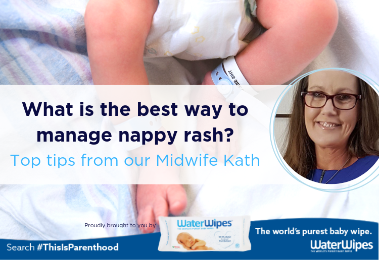 "Blossom reviewed Advice From Our Midwife Kath: ""Best Way To Manage Nappy Rash"""