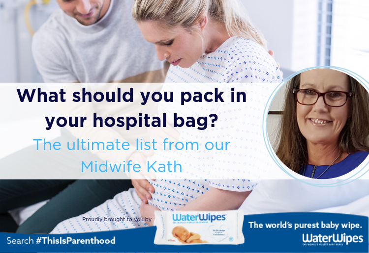 "Our Midwife Answers ""What Should I Pack In My Hospital Bag?"""