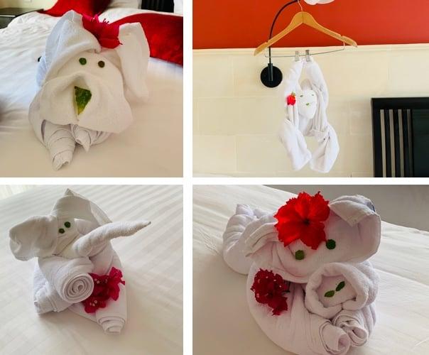 club-med-bintan-towel-animals