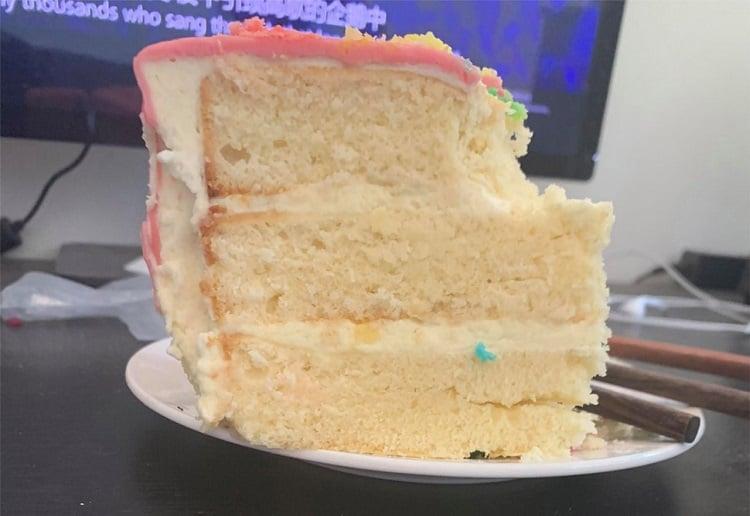 coles cake