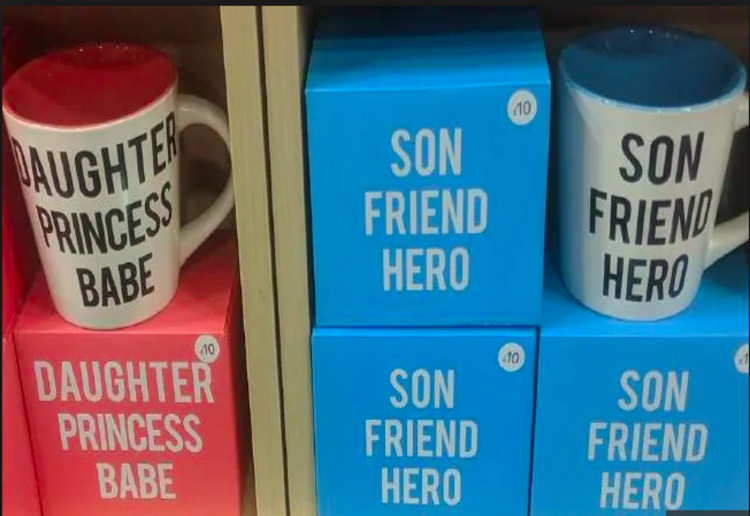 Gifts For Kids Slammed For Being Sexist