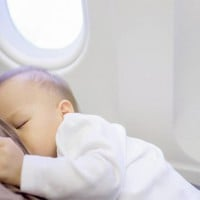 Airline Tells Breastfeeding Mum To 'Cover Up' On Flight